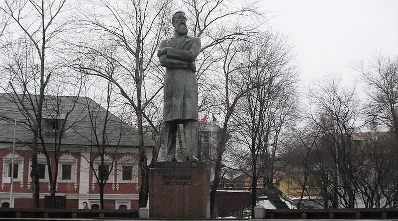 200 лет со дня рождения Фридриха Энгельса. В.И. Ленин о великом предшественнике