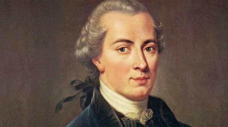 В 1790 году вышла работа Иммануила Канта «Критика способности суждения»