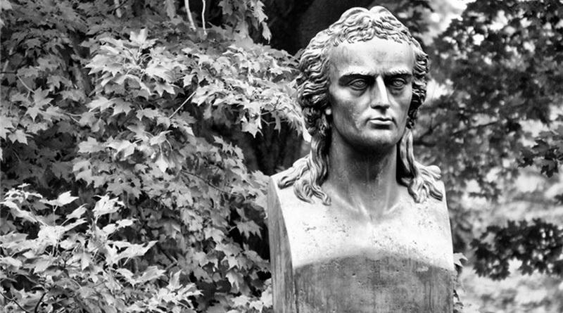 260 лет со дня рождения философа, поэта, драматурга и историка Фридриха Шиллера