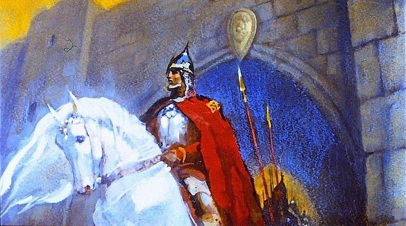 К образу князя Олега Вещего в малоизвестных стихотворениях великих русских поэтов начала XIX века