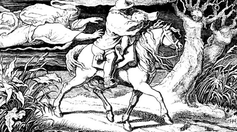 Розова О.В. Мифологические истоки образов баллад Иоганна Вольфганга Гёте